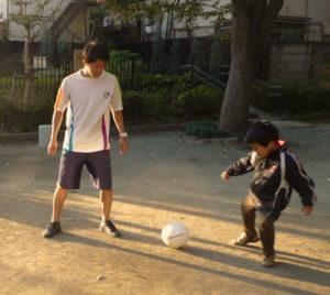 サッカー Yuhei