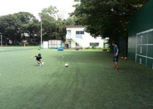 プライベートフットボール