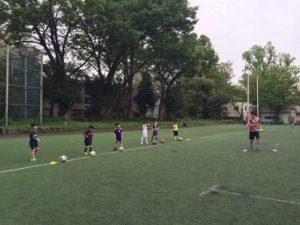 サッカー 子供 プライベート