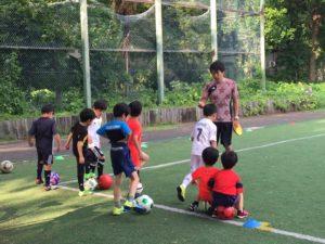 サッカースクール プライベート