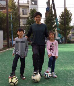個人指導 サッカー