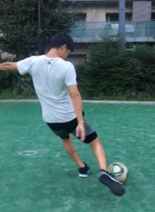 個人レッスン サッカー